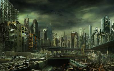 Wasteland Ruins