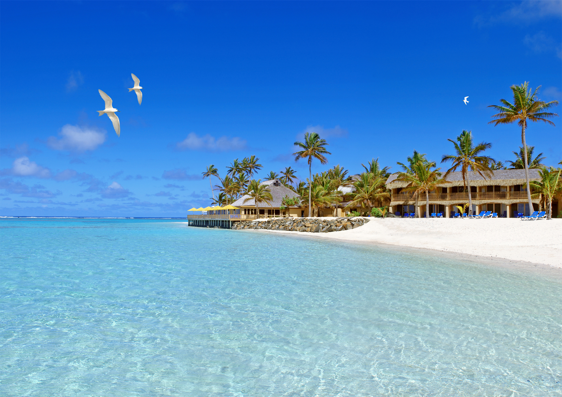 Download this Cook Islands Stock picture