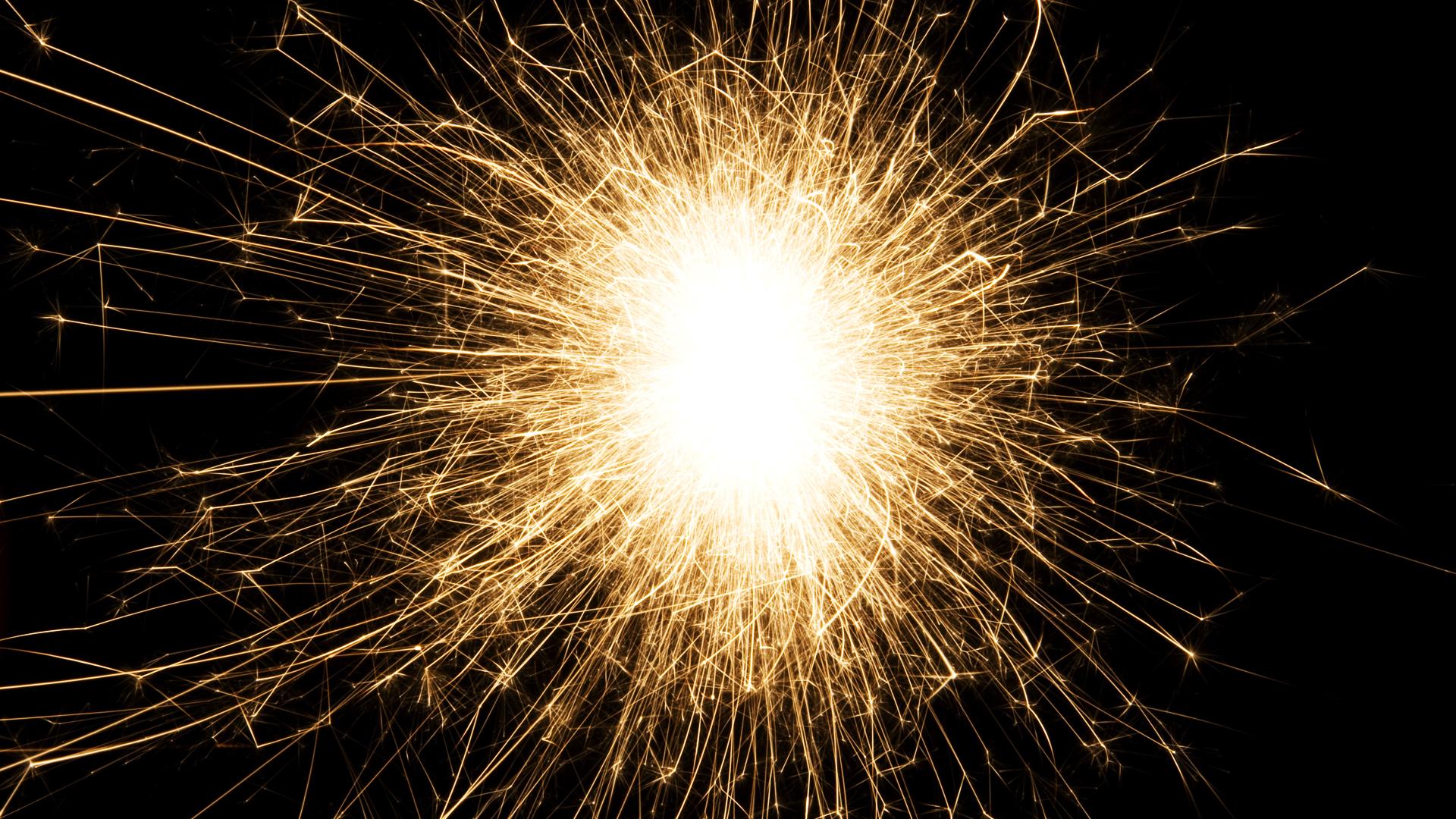 Weld Sparks