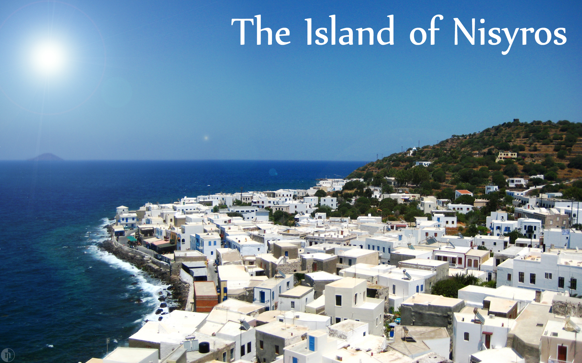 Download this Greek Island Stock picture