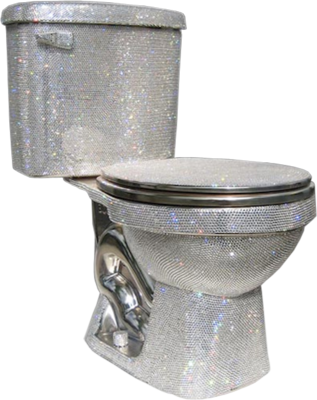 Psd detail diamond toilet official psds