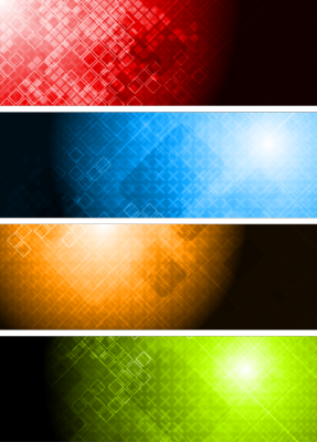 PSD Detail | !4 Abstract Backgrounds | Official PSDs