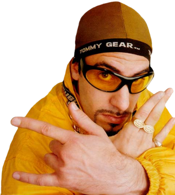 Borat Thumbs Up Transp...
