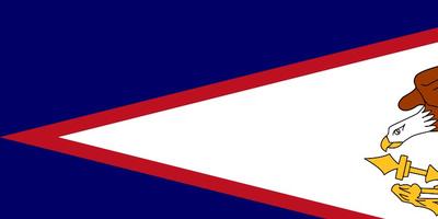 PSD Detail  American Samoa Flag  Official PSDs