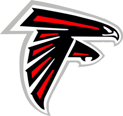 PSD Detail   Atlanta Falcons Logo   Official PSDs
