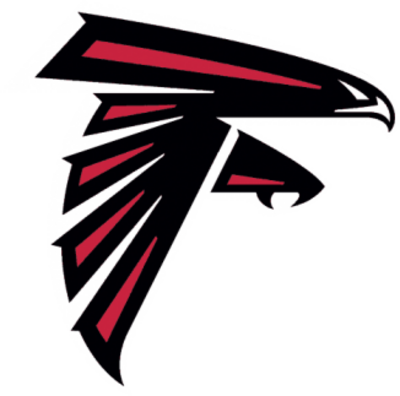 Go Back > Gallery For > Falcons Logo Png