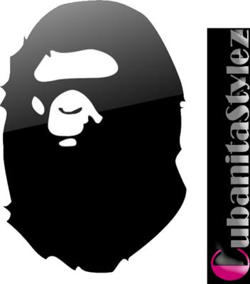 psd detail bathing ape logo official psds