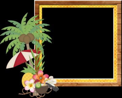 psd detail beach frame official psds