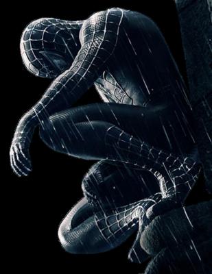black spiderman png wwwpixsharkcom images galleries