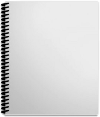 Blank Notebook Page  Blank Notebook Page