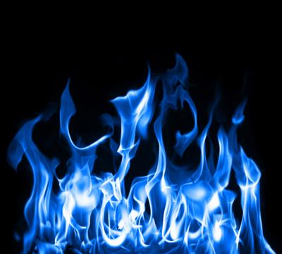 Blue Fire   PSD DetailBlue Fire A