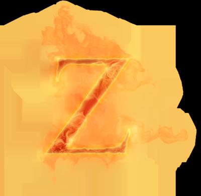 z,��� ����� �����,���� ���� �����.��� Burning-letter-Z-psd26688.png