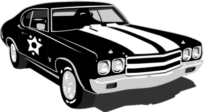 PSD Detail | Car (vector) | Official PSDs