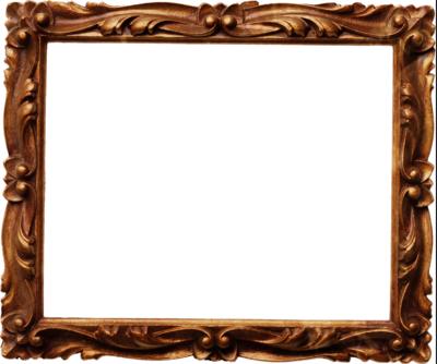 Carved Frame | PSD Detail