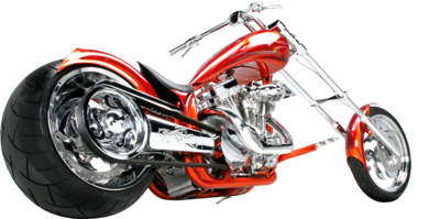 chopper motorcycle png - photo #19