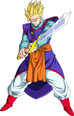 Who do you think had the coolest outfit in the series dbz - Dragon ball z gohan images ...