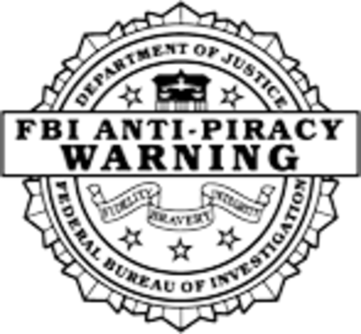 FBI Anti-Piracy Logo   PSD DetailLucasfilm Logo Vector