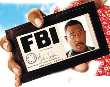 Federal Bureau of Investigation FBI-badge-psd3441
