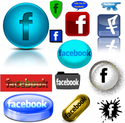 """Facebook Icons Pack)#"""" ! 