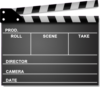 Film Clapboard Psd Hue Lux Release Date