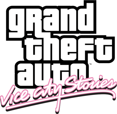 psd detail | gta logo vice city stories | official psds