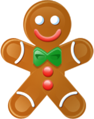 Gingerbread Man Png gingerbread — crafthubs