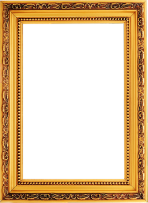 Gold Frame | PSD Detail