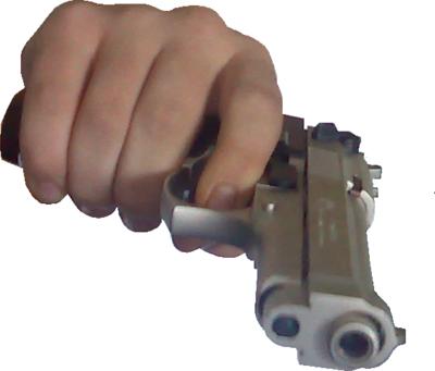 PSD Detail | Gun in Hand | Official PSDs