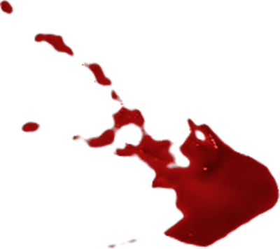 psd detail halloween blood splatter 02 official psds - Blood For Halloween