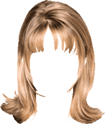 Hairstyle Png : PSD Detail Hair Official PSDs