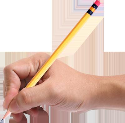 Handwriting psd