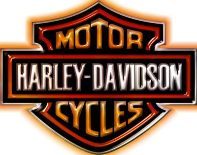 Autocollant Harley Davidson Logo 6 Lezebre.lu. sticker adhesif et tee ...