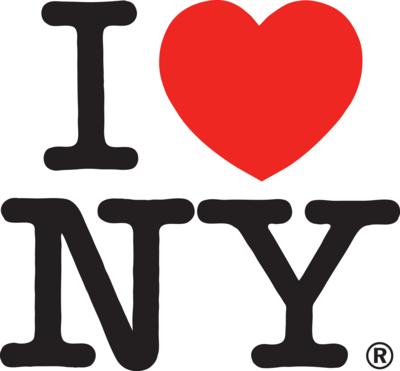 Love ny logo psd detail