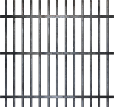 Jail Cell Bars | PSD Detail