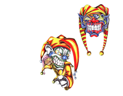 Joker Tattoos PSD. Filesize: 1.97 MB. Downloads: 327. Date Added: 11.12.2009