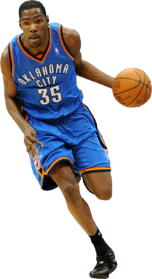 Kevin Durant Vector by markmeART on DeviantArt