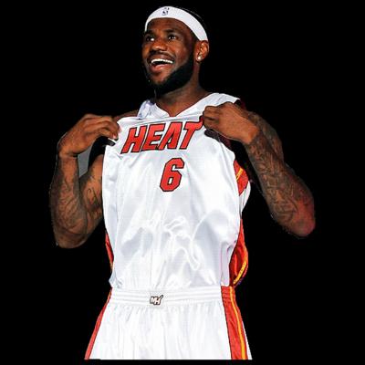 lebron james miami heat. Lebron James Miami Heat PSD