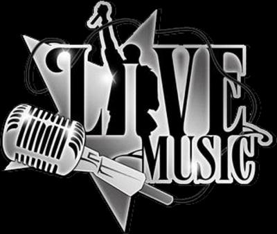 Logo Live Music | PSD Detail