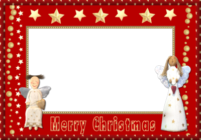 PSD Detail | MERRY CHRISTMAS FRAME | Official PSDs