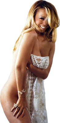 Mariah Carey Naked    naked