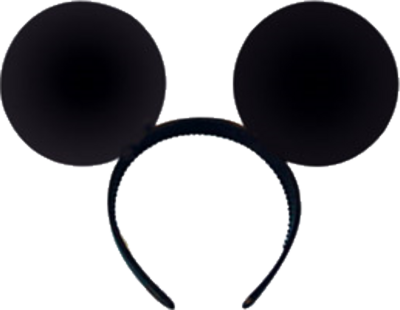 Mickey Mouse Ears   PSD DetailMickey Mouse Ears Png