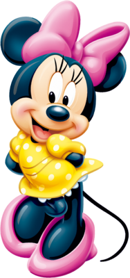 Minnie Mouse 1   PSD Detail