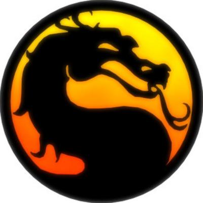 Mortal Kombat Logo | PSD