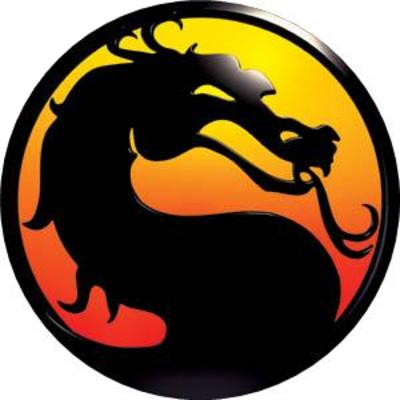 mortal kombat logo. Mortal Kombat Logo | PSD