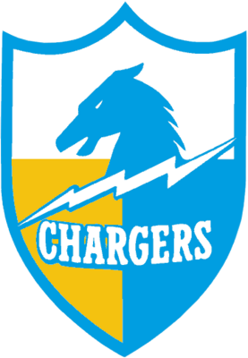Psd Detail Old Chargers Logo Official Psds