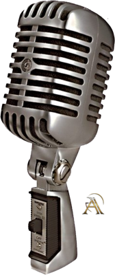 old mic