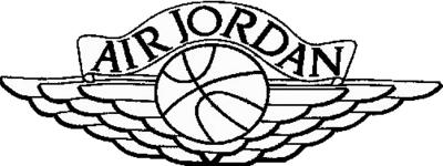PSD Detail Original Air Jordan Logo Official PSDs