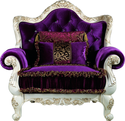 Psd Detail Ornate Throne Chair Official Psds