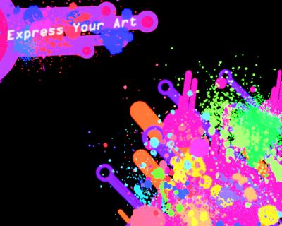 Paint Splatter Images On Vector Psd Detail