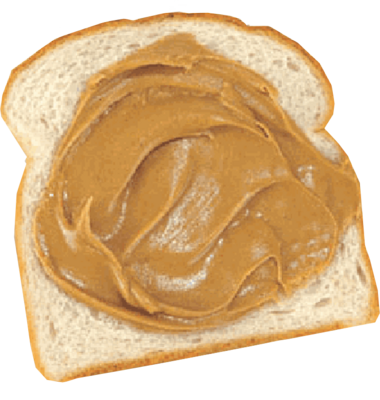 PSD Detail | Peanut Butter On Bread | Official PSDs